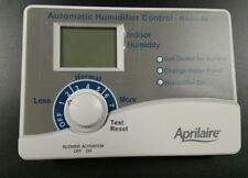 OEM 62 Aprilaire Humidifier Automatic Humidifier Control w/ Blower Activation