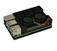 High Performance Custom Aluminum Heatsink Cooling Fans For Raspberry Pi 3 2 B+