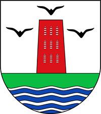 Wappen von Pellworm Bügelbild, Aufbügler, Markenqualität