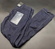 G Star Raw Men's 5620 Deconstructed 3D Slim Fit Jeans Sz 34 x 30 NWT Dark Navy