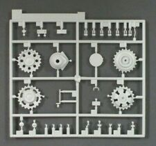 Dragon 1/35th Scale Hornisse Nashorn Early Parts Tree A from Kit No. 6165