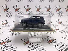 "DIE CAST "" VAZ LADA NIVA "" LEGENDARY CARS SCALA 1/43"