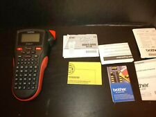 Brother PT-7100 P Touch Label Thermal Printer Discontinued No Charger Mint Cond