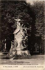 CPA  Saint-Dié (Vosges) - Le Monument aux Morts de la Guerre 1914-1918 (657311)