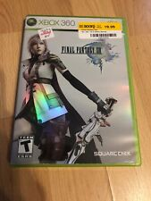 Final Fantasy XIII Xbox 360 Game Complete Good X One Compatible 13-1