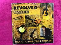 REVOLVER CD BASICO 2 - ELLA ES Y SERA TODO PARA MI CARLOS GOÑI MUY RARO