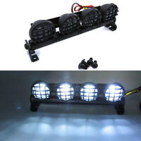 LED Roof Light Spotlights Lamp Bar Replacement for TAMIYALunchbox RC Car Model