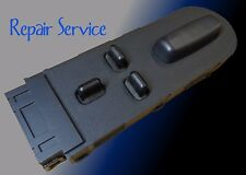 C5 Corvette Power Seat Switch REPAIR SERVICE LH or RH '97-'04 WE FIX FAST!!!