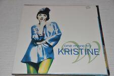 "Kristine - One more try - 90er 90s - 12"" Maxi Single Vinyl LP"