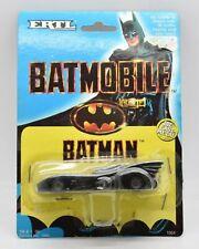 """Batman Batmobile 3.75"""" Car Diecast Ertl 1989 DC Comics"""