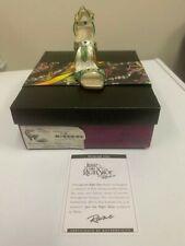 Just The Right Shoe, Emerald City Item #25582 Coa w/box