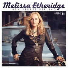 4th Street Feeling - Melissa Etheridge (2012, CD NIEUW)