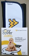 Cozy Cover West Virginia University Mountaineers On-The-Go Changing Pad 20 x 23�