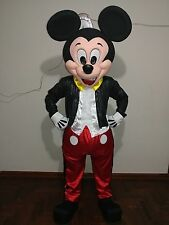 Disfraz ( costume, botargas, mascot) HERMOSO MICKEY MOUSE TRAJE PARA ADULTO