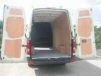 Mercedes Sprinter MWB High Roof New Shape Van Ply lining kit 2006 - 2016