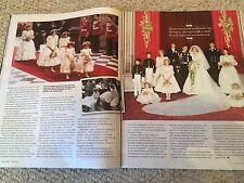 UK You Magazine June 2017 Princess Diana by India Hicks Wedding Photos Special