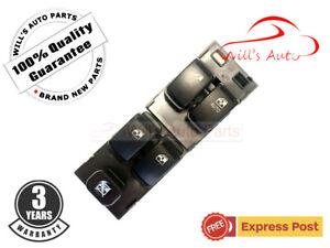 NEW MASTER POWER WINDOW SWITCH  SUITS HYUNDAI GETZ 02-11 5HATCH-FREE EXPRESS