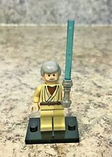 Genuine LEGO STAR WARS Minifigure - Old Obi-Wan Kenobi  - Complete - sw0274