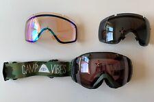 Smith Optics X Poler Camp Vibes I/O Goggles