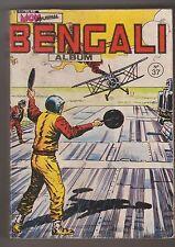 BENGALI Album  n°37 - n°82, 83, 84 - Ed. Mon Journal 1981. TTB