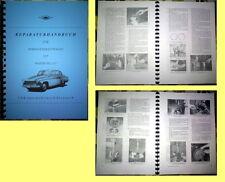 Reparaturhandbuch IFA Wartburg 311 Barkas B1000 Wartburg 353