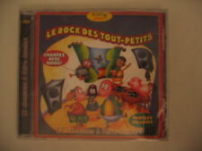 FRENCH SONGS CD LE ROCK DES TOUT PETITS MUSIC CHILDREN KIDS BABY LEARNING LYRICS