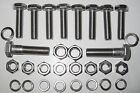 MG Midget AH Sprite Engine to Gearbox Fitting Kit 1098, 1275 (Stainless).