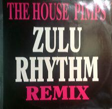 DISCO 33 GIRI  House Pimps, The*- Zulu Rhythm (Remix)