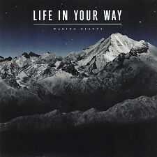 Sealed- Life in Your Way - Waking Giants (Cd, 2007, Solid State) Usa Christian