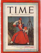 1940 Time December 30- King Ranch; Albanians fight hard