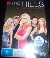 The Hills Season Five 5 Part 2 (Australia Region 4) DVD - New