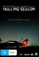 The Killing Season  - DVD - NEW Region 4