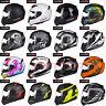 LS2 FF352 Full Face Lightweight Motorcycle Motorbike Helmet Wolf X-Ray Rookie