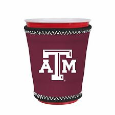 Texas A&M Aggies Kup Holder Coolie for Solo Cup, Pint Glass, Coffee by Kolder