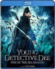 YOUNG DETECTIVE DEE :RISE OF THE SEA DRAGON   Blu Ray - Sealed Region free
