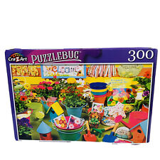 Gardening Time - Puzzle - 300 Pc - New