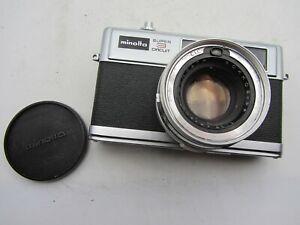 Minolta Hi-Matic 11 Super 3  Circuit Rangefinder Camera For Parts Or Repair