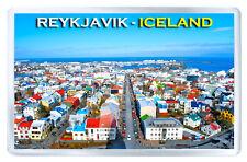 REYKJAVIK ICELAND MOD2 FRIDGE MAGNET SOUVENIR IMAN NEVERA