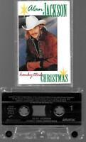 Honky Tonk Christmas by Alan Jackson (Cassette, Nov-1995, Arista)