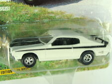 1970 White Buick GSX Johnny Lightning Muscle Car NM