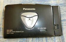 Panasonic RQ-S30 Portable Cassette Player (Serviced)