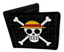 One Piece portefeuille Skull Luffy porte-monnaie wallet 238577