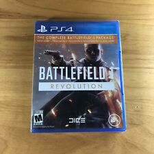 Battlefield 1 Revolution: Sony Playstation 4 [Brand New] PS4