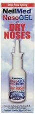 NeilMed NasoGEL For Dry Noses, Drip Free Gel Spray 1  fl oz Bottle