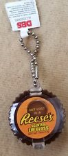Mini Reeses cup Collectors Keychain lipgloss. RARE