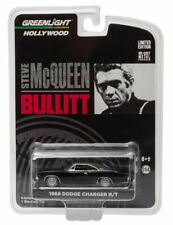 Greenlight STEVE McQUEEN 1968 Dodge Charger R/T Diecast Car Model 1:64