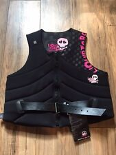 Liquid Force Heart Breaker Comp Series Vest Size Large