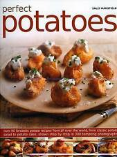Potatoes: More than Mashed: Over 100 fantastic potato recipes from all-ExLibrary