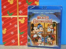 disney mini classics mickeys christmas carol blu raydvd 2013 new w - Mickeys Christmas Carol Blu Ray