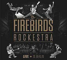 The Firebirds Rockestra - Live In Berlin von The Fire...   CD   Zustand sehr gut